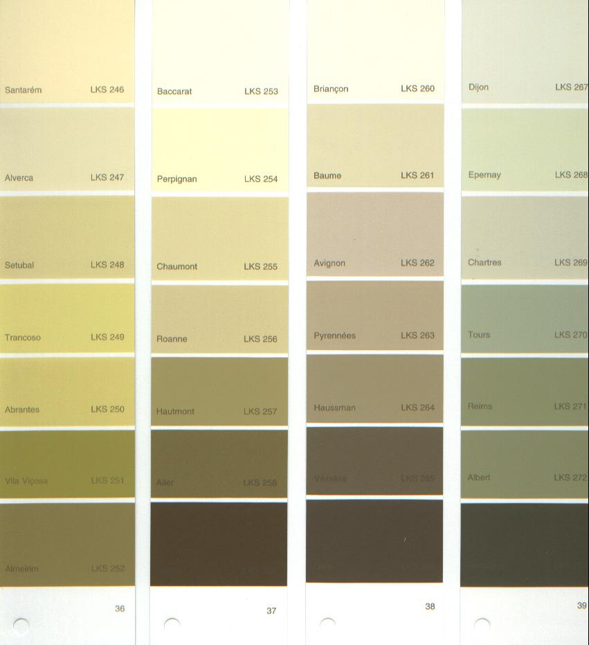 Catalogo De Cores Tintas Suvinil Paletas